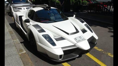 Its v12 powerplant now makes 515kw (700hp). Ferrari Enzo MIG-U1 by Gemballa - YouTube