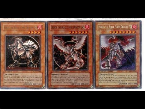 horus the black flame dragon deck profile may 2013 youtube