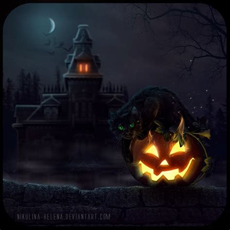 haunted house  pumpkin pictures   images