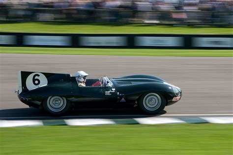 Jaguar D-Type - Chassis: XKD 505 - 2008 Goodwood Revival