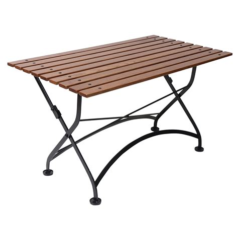 Place an order right now and get up to 60% off! French Bistro European Café Folding Coffee Table | Wayfair