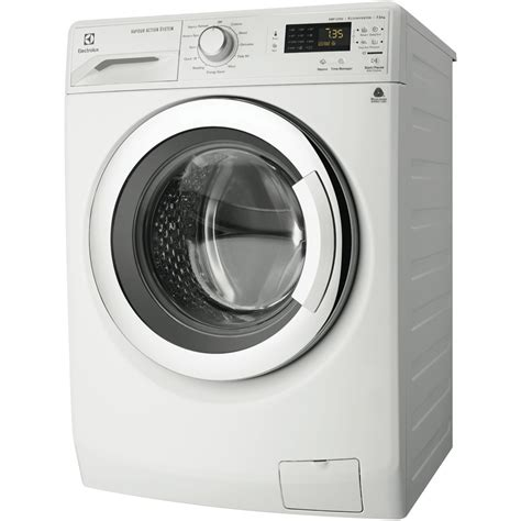 cleaning front load washer electrolux ewf12753 7 5kg front load washer at the good guys