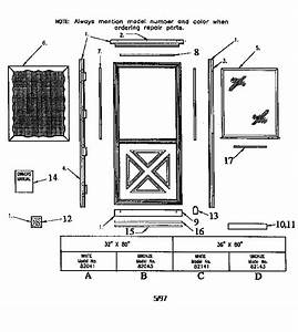 Door Part Diagram  U0026 Door Nomenclature  Door Parts U0026quot  U0026quot Sc U0026quot  1 U0026quot St U0026quot   U0026quot Builders Lock And Hardware