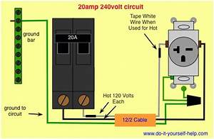 50 Amp Breaker Wiring Diagram