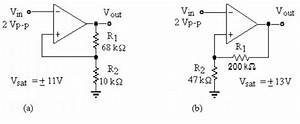 Operational Amplifier - Drawing A Comparator Op-amp In Multisim
