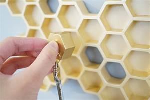 Boite A Clefs Original : honey repenser la boite clefs blog esprit design ~ Teatrodelosmanantiales.com Idées de Décoration