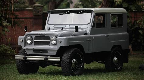 Best results sort best results price ascending price descending latest offers first mileage ascending mileage descending power ascending power descending first registration ascending first registration descending by distance. This 1979 Nissan Patrol Will Get You Nostalgic