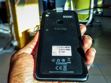 Unboxing And First Impression Of The Tecno Camon Cm  Pc