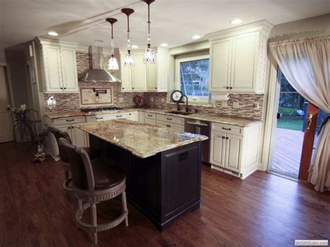 Kitchens With Off White Cabinets  Home Furniture Design