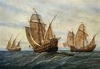 Why Columbus Sailed
