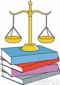 Legal legal balance with law books clipart 3 classroom ...