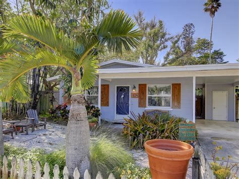 Sea Garden Cottage  703 North Shore Drive, Anna Maria Fl