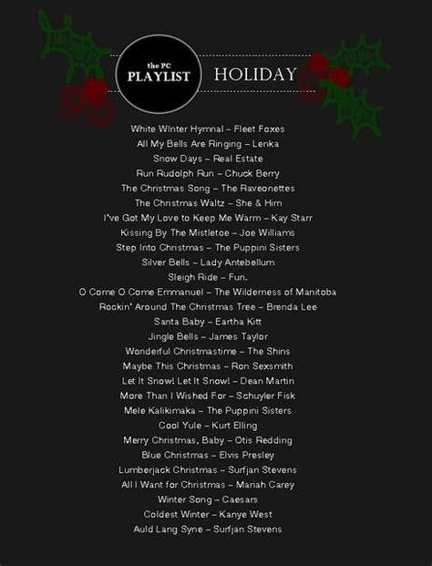 25 best ideas about christmas music playlist on pinterest