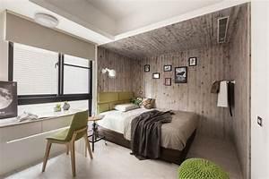 Un Appartamento Arioso Che Mescola Stile Industriale E Colori Vivaci