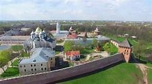 Travel to Russia-Veliky Novgorod - YouTube