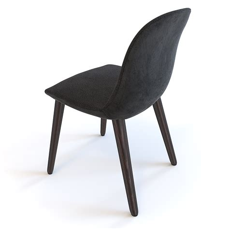 poliform mad chair by giorgio squidini 3docean
