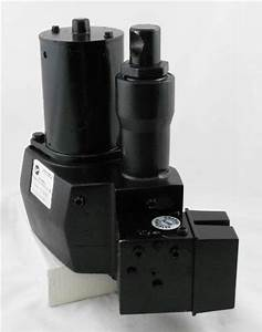 This Is A New Oem Fisher Solenoid Electric Hydraulic Unit A Series 7616
