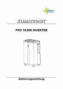 Suntec Klimatronic Pro 18 000 Inverter Air Conditioner