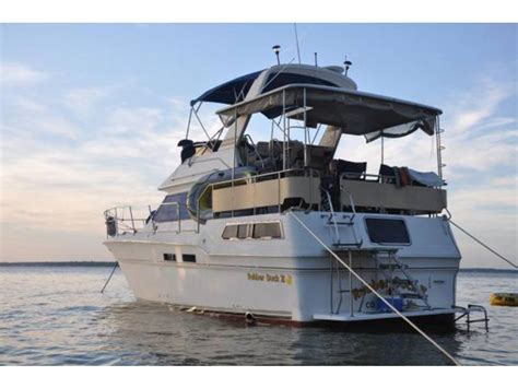 Boat Lift For Sale Coldwater Mi by 1983 Sea 355 Aft Cabin Powerboat For Sale In
