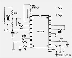 digital modulation frequency shift keyingfsk steemit With fsk filter circuit