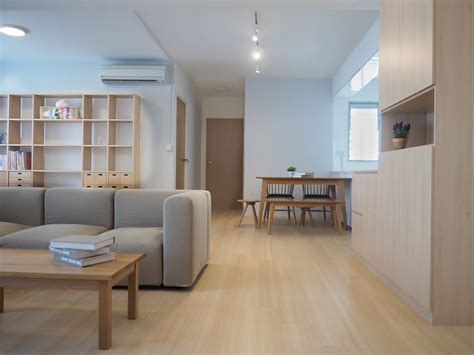 Japanese Minimalist Home Design by House Tour Ying And Robin S Fuss Free Japanese Minimalist