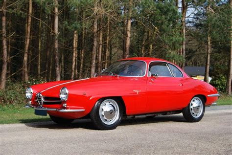 Alfa Romeo Sprint Speciale For Sale by Post War Italian Cars For Sale Prewarcar