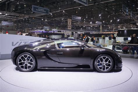The cars were known for their design beauty and for their many race victories. Bugatti Veyron-2013 Geneva Motor Show