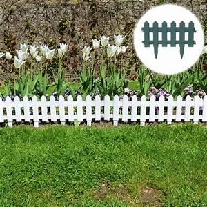 Bordure Jardin Pvc : bordure de jardin campagne en pvc lot de 4 outils et ~ Melissatoandfro.com Idées de Décoration
