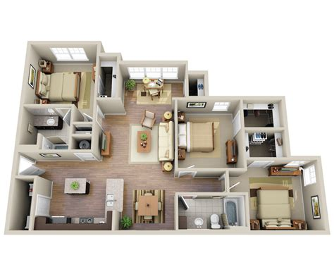 3 room apartement in the green apartments for rent in three bedroom apartment homes the summit at nashville