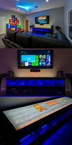 Gaming Zimmer Ideen : die besten 25 gamer zimmer ideen auf pinterest junge spielzimmer spielhallen und ~ Markanthonyermac.com Haus und Dekorationen