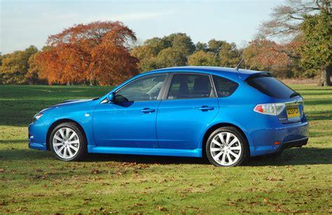 Subaru Impreza Hatchback Review (2007