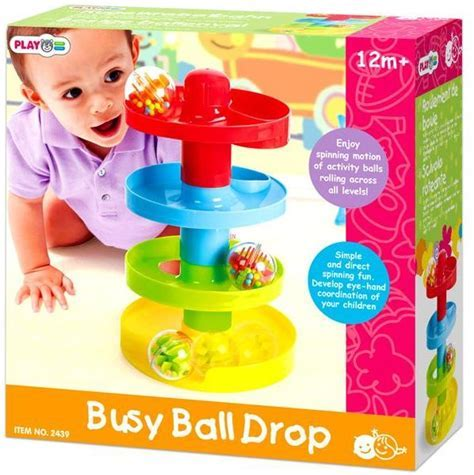 Playgo Busy Ball Drop Model (2439) price, review and buy