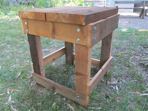 build  rain barrel stand  bid    wild