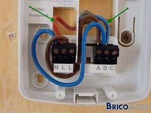 Thermostat Chaudiere Sans Fil : raccordement thermostat sans fil ~ Dailycaller-alerts.com Idées de Décoration