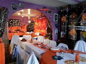 Party Deko Tipps : halloween deko wohnzimmer ~ Whattoseeinmadrid.com Haus und Dekorationen