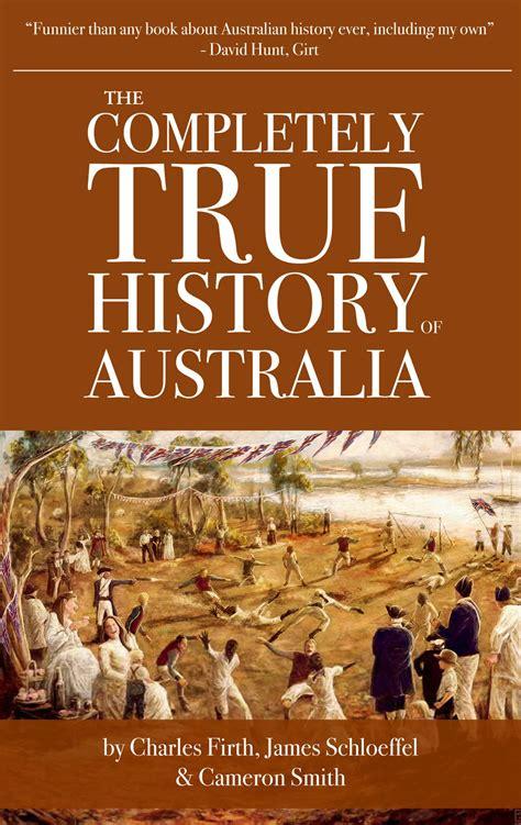 The Shovel Shop — The Completely True History of Australia