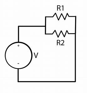Resistance The Current And Voltage Divider Ouroboros Dividing Circuit Resistors In Parallel Ix