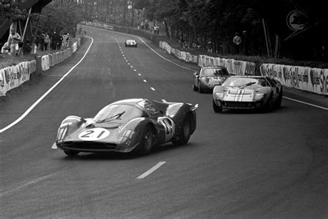 One of the most surprising things about ford v ferrari 's treatment of le mans (and other races like sebring) is how accurate the carnage is. Ken Miles, The Driver Behind Ford's Victory Over Ferrari At Le Mans 1966