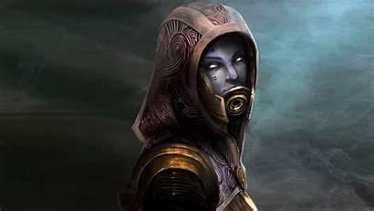 Tali Mass Effect Zorah Rayya Nar Naked