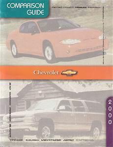 2000 Venture Montana Trans Sport Silhouette Van Repair