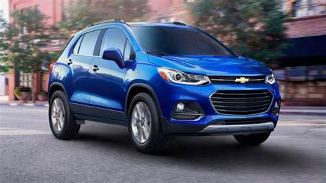 2018 Chevrolet Trax Price, Design, Engine, Interior, Exterior