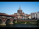 Places to see in ( Pavia - Italy ) - YouTube