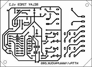 relay timer With printed circuit relay board 1 custom ultrasonics