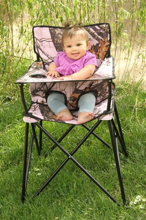 Ciao Portable High Chair Camo by Gallery Ciao Baby The Portable High Chair