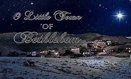 Image result for O Little Town of Bethlehem