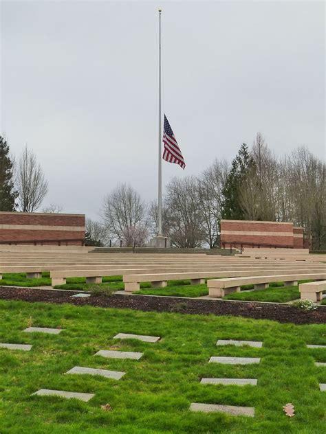 Willamette National Cemetery - Wikipedia