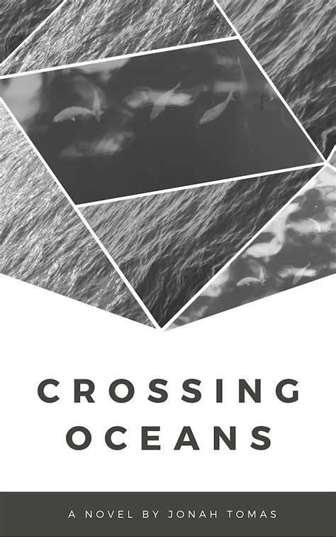 Black and White Book Cover Design