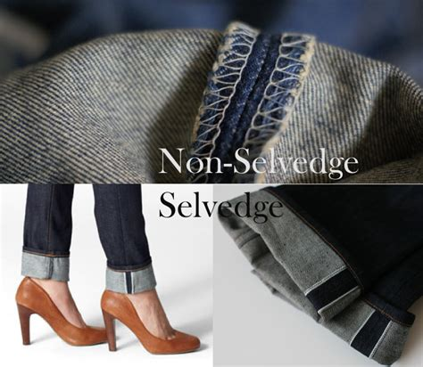 Style School Selvedge Jeans  How Fashion Works