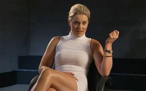 Vonn Come Sharon Stone Basic Instinct Scioglie La Neve Sport Sky It