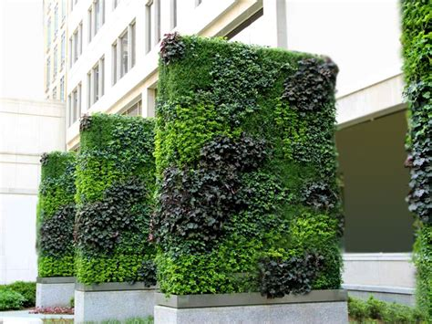 Vertical Garden by World Class Green Wall Vertical Garden By Technic Garden